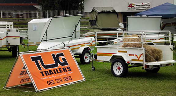 Tug Trailers sales and manufactoring